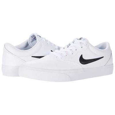 ナイキ Charge Premium メンズ スニーカー 靴 シューズ White/Black/White/Black