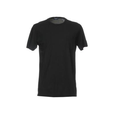 ドルモア DRUMOHR T シャツ ブラック S コットン 100% T シャツ