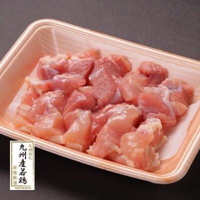 国産鶏モモ焼肉 220g