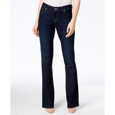 スタイル&コー Style & Co レディース ジーンズ・デニム ブーツカット ボトムス・パンツ Curvy-Fit Bootcut Jeans Stream Wash