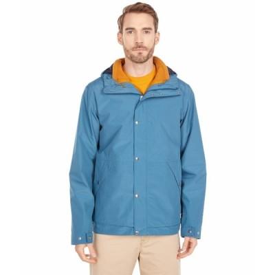 ノースフェイス コート アウター メンズ Bronzeville Triclimate Jacket Mallard Blue