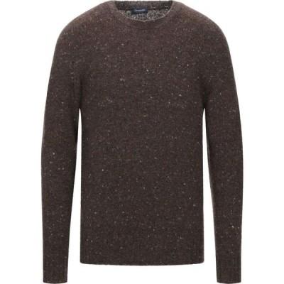 ドルモア DRUMOHR メンズ ニット・セーター トップス sweater Khaki