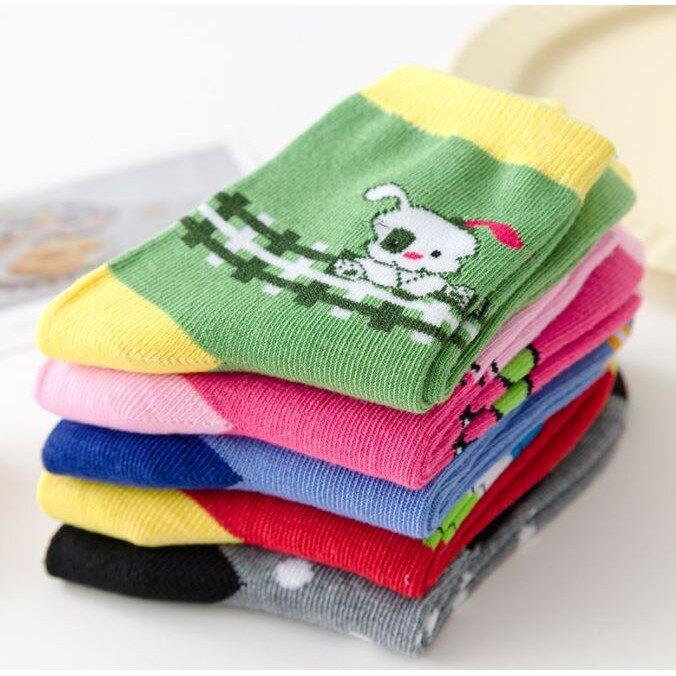 【甜蜜女神精品】多款兒童襪子男童女童寶寶襪子小孩卡通全棉小襪子棉襪穿搭孩童短襪中筒襪透氣防滑