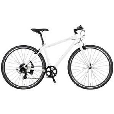 NESTO 700×32C クロスバイク バカンゼ 2 VACANZE 2 440mm(ホワイト/7段変速《適応身長:160cm?175cm》)NE-21-012 【2021年モデル】 ホワイト バカンゼ2C_440