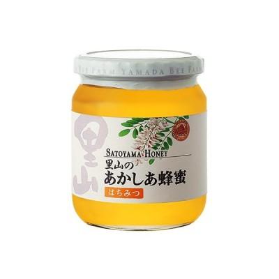 ふるさと納税 津山市 山田養蜂場の里山のあかしあ蜂蜜(3503)