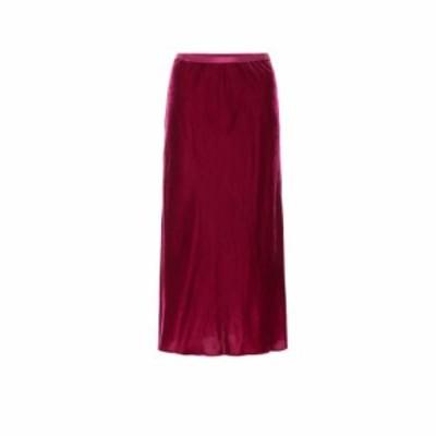 ラルフ ローレン Polo Ralph Lauren レディース ロング・マキシ丈スカート スカート Satin maxi skirt Aruba Pink