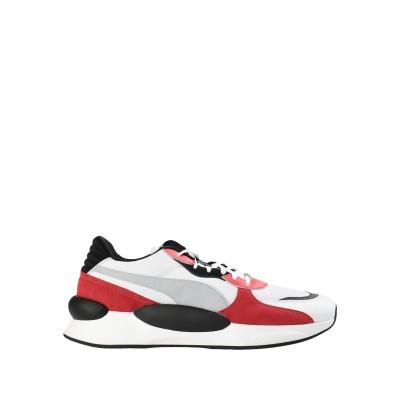 プーマ PUMA スニーカー&テニスシューズ(ローカット) ホワイト 8.5 紡績繊維 スニーカー&テニスシューズ(ローカット)