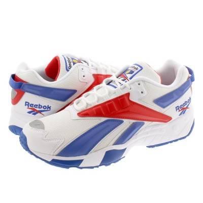 Reebok INTV 96 リーボック インターバル 96 WHITE/BLUE BLAST/RADIANT RED fv5474