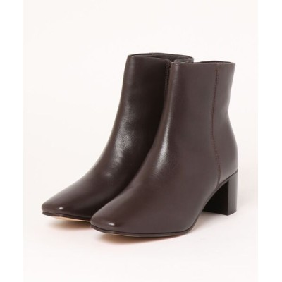 ABAHOUSE PICHE / 【販売店舗限定】スクエアトゥブーツ WOMEN シューズ > ブーツ