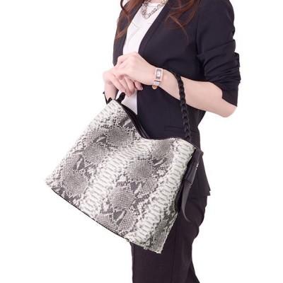 三京商会 / ダイヤモンドパイソンレザーショルダーバッグ WOMEN バッグ > ショルダーバッグ