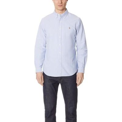 ラルフ ローレン Polo Ralph Lauren メンズ シャツ トップス Standard Fit Oxford Sport Shirt Blue