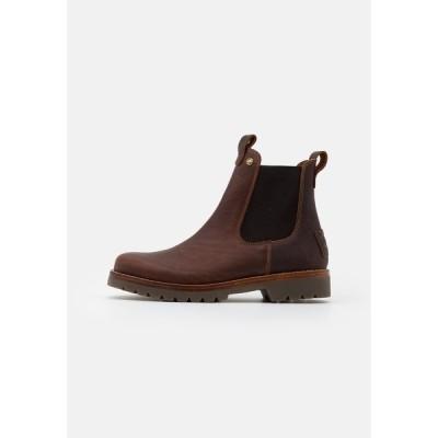 パナマ ジャック ブーツ&レインブーツ メンズ シューズ BURTON - Classic ankle boots - chestnut