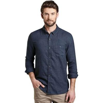 トードアンドコー メンズ シャツ トップス Toad & Co Men's Airsmyth LS Shirt
