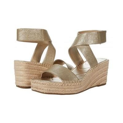 Franco Sarto フランコサルト レディース 女性用 シューズ 靴 ヒール Carezza - Gold