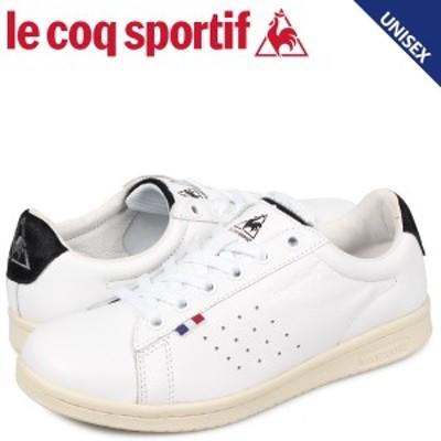 ルコック スポルティフ le coq sportif スニーカー LA ローラン メンズ レディース LA ROLAND LE 2 ホワイト 白 QL1OJC63WB