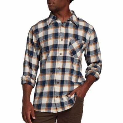 ノースイースト Northeast Outfitters メンズ シャツ トップス Classic Lightweight Flannel Shiloh Plaid Bone