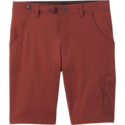 プラーナ ハーフ&ショーツ メンズ ボトムス Prana Men's Stretch Zion 10IN Short Maple