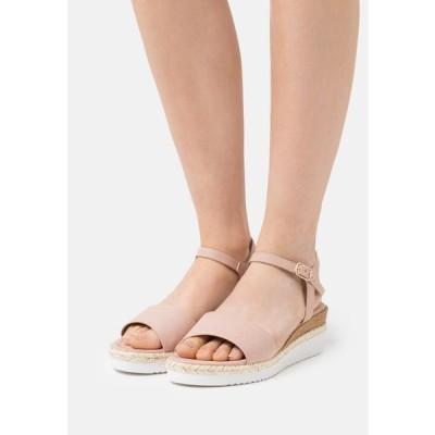 アンナフィールド レディース 靴 シューズ Platform sandals - light pink