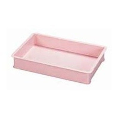 ABV8506 サンコー PPカラー番重 B型 ピンク :_