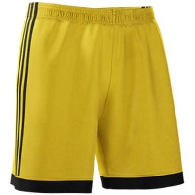 91*MI FTB SQUADRA17 ショーツ adidas(アディダス) サッカーゲームパンツ (cf0394-yelblk)