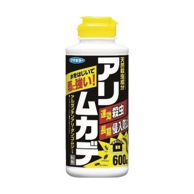 殺虫剤 フマキラー アリ用殺虫剤 アリムカデ粉剤600g [432671] 432671 販売単位:1