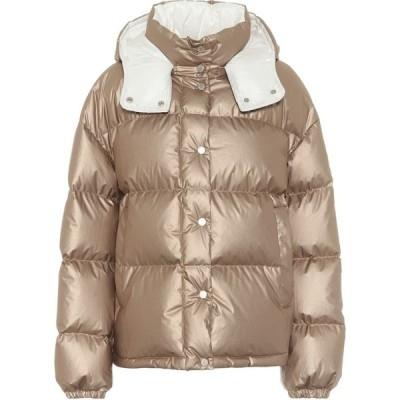 モンクレール Moncler レディース ダウン・中綿ジャケット アウター Down-filled jacket