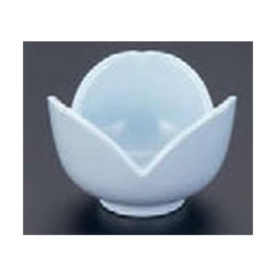 松花堂 チューリップ珍味(樹脂製)ブルー [6.1φ x 4.1cm] 樹脂 (7-380-5) 料亭 旅館 和食器 飲食店 業務用