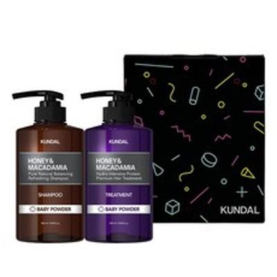 クンダル祝日2体プレゼントセット /ヘアケアセット/ 韓国化粧品