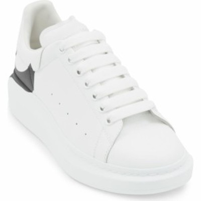 アレキサンダー マックイーン ALEXANDER MCQUEEN メンズ スニーカー シューズ・靴 Oversize Sneaker Whi/Whi/Blk
