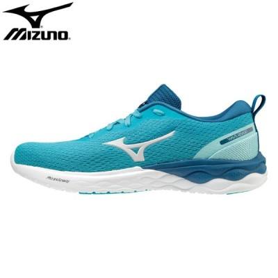 ミズノ レディース ランニングセット ウエーブリボルト 靴 シューズ ランシュー ランニング ジョギング 運動 スポーツ トレーニング mizuno J1GD2081