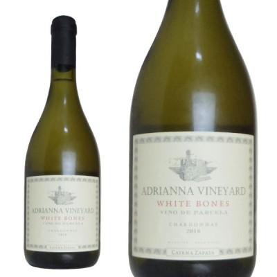 ワイン 白ワイン カテナ サパータ アドリアンナ ヴィンヤード ホワイトボーンズ シャルドネ 2016年 ボデガス カテナ サパータ 正規 白ワイン