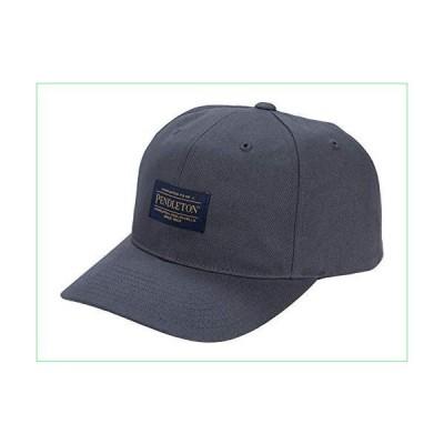 Pendleton メンズ ロゴ スナップバックハット US サイズ: 1-SZ カラー: グレー【並行輸入品】