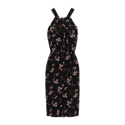 VANESSA BRUNO シルクドレス ファッション  レディースファッション  ドレス、ブライダル  パーティドレス ブラック