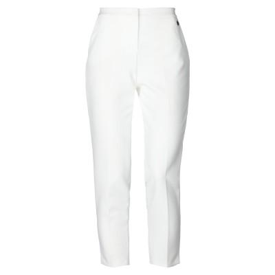 トラサルディ ジーンズ TRUSSARDI JEANS パンツ ホワイト 44 コットン 90% / ポリウレタン 10% パンツ