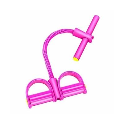 Luckylion トレーニングチューブ シットアップ ラテックスチューブ 腹筋エクササイズ 姿勢改善 肩こり防止 疲労