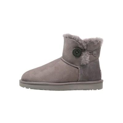 アグ ブーツ&レインブーツ レディース シューズ BAILEY - Classic ankle boots - grey
