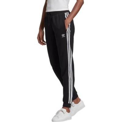 アディダス レディース カジュアルパンツ ボトムス adidas Originals Women's Slim Cuffed Pants Black