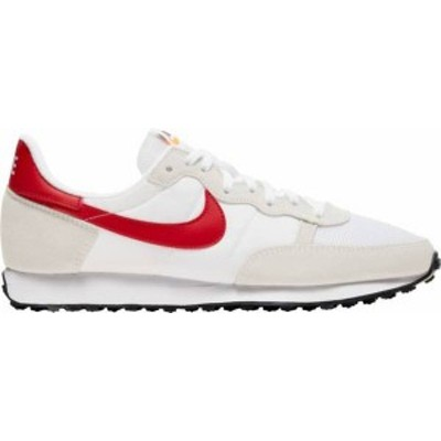 ナイキ メンズ スニーカー シューズ Nike Men's Challenger OG Shoes White/Red/White/Black
