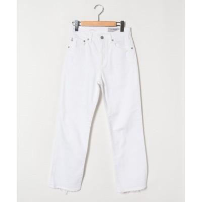 【AG Jeans】 RHETT 2YEARS CLASSIC レディース ホワイト 27 AG Jeans