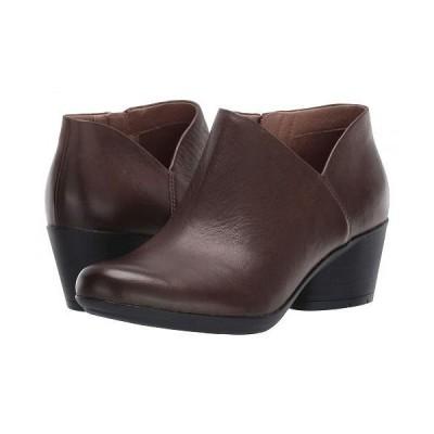 Dansko ダンスコ レディース 女性用 シューズ 靴 ブーツ アンクル ショートブーツ Raina - Mushroom Burnished Nubuck