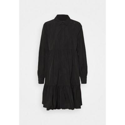 ブルンスバザー ワンピース レディース トップス HYACINTH JASLENE DRESS - Day dress - black