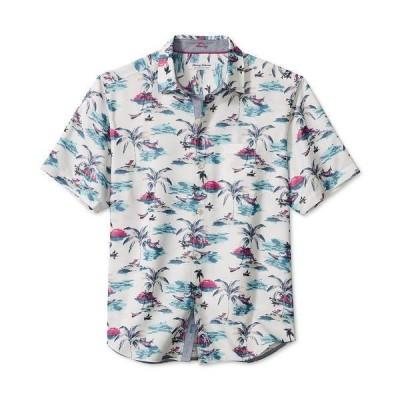 トッミーバハマ シャツ トップス メンズ Men's Coconut Point Sunset Shirt Continental