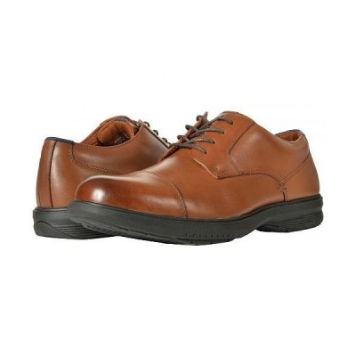 Nunn Bush ナンブッシュ メンズ 男性用 シューズ 靴 オックスフォード 紳士靴 通勤靴 Melvin Street Cap Toe Oxford with KORE Slip Resistant Walking