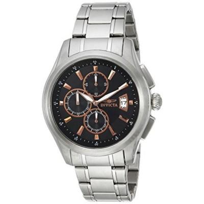 インビクタ 腕時計 メンズウォッチ Invicta Men's 'Specialty' Quartz Stainless Steel Casual Watch, Color:Silver-Toned (Model: 1483)