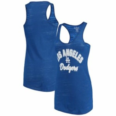 Soft as a Grape ソフト アズ ア グレープ スポーツ用品  Soft as a Grape Los Angeles Dodgers Womens Royal Multicoun