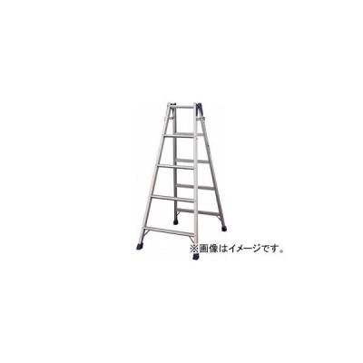 ハセガワ アルミはしご兼用脚立 標準タイプ RD型 5段 RD-15(4965981)