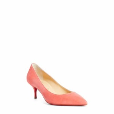 クリスチャン ルブタン CHRISTIAN LOUBOUTIN レディース パンプス シューズ・靴 Kate Pointed Toe Pump Smoothie