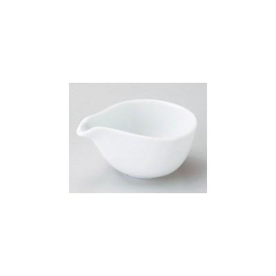 和食器白ドレッシング(小)/大きさ・8.5×6cm・70cc