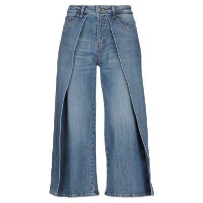 ANNARITA N TWENTY 4H ジーンズ ブルー 28 コットン 98% / ポリウレタン 2% ジーンズ