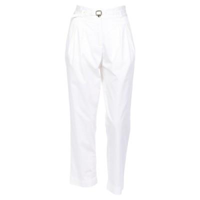ウールリッチ WOOLRICH パンツ ホワイト 27 コットン 98% / ポリウレタン 2% パンツ